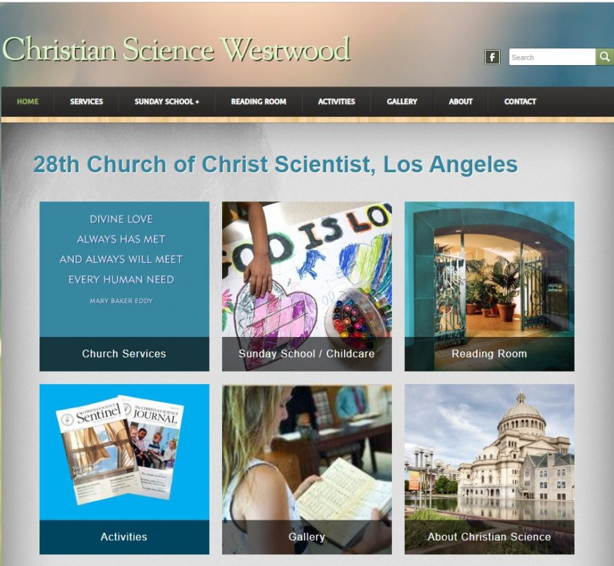 Twenty-eighth Church of Christ, Scientist, Los Angeles - Westwood