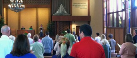 Christian Science Churches of Southern California : Bible Study